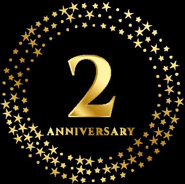 anniversary 2nd